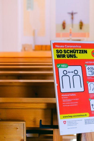 Wichtige Infos zu Gottesdiensten
